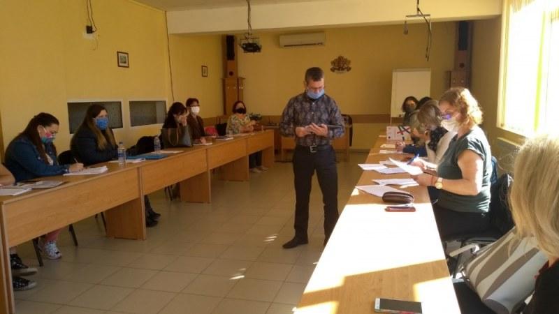 Снимка от семинар